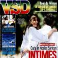 VSD, en kiosques le 23 juillet 2015.