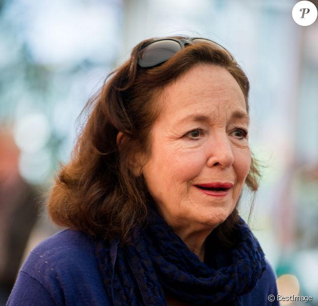 Natasha Parry (film Le Goût des Myrtilles) - 29e édition du Festival du Film Francophone à Namur en Belgique, le 10 octobre 2014