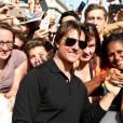 """Tom Cruise - Première du film """"Mission Impossible - Rogue Nation"""" à Vienne en Autriche le 23 juillet 2015."""