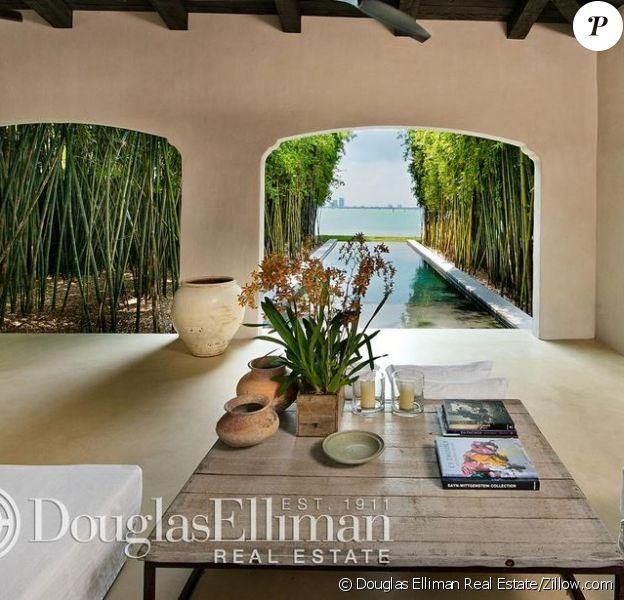 Le créateur Calvin Klein a mis en vente sa demeure de Miami pour 16 millions de dollars