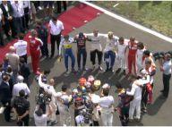 """Jules Bianchi, héros pleuré en Hongrie : """"Cette victoire est pour toi..."""""""