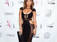 Jennifer Lopez : Une robe qui en dévoile beaucoup pour fêter ses 46 ans