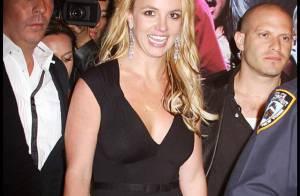 REPORTAGE PHOTOS : Britney Spears, waou... quel look ! (réactualisé) Toutes les photos !