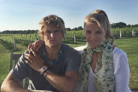Christie Brinkley : Son beau gosse de fils, Jack, star de cinéma en puissance ?