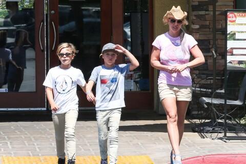 Britney Spears : Comblée par ses fils, et sous tutelle... à perpétuité ?