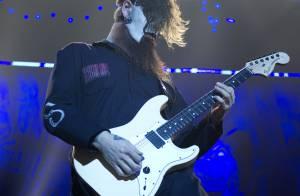 Slipknot : Le bassiste du groupe conduit à l'hôpital en plein concert