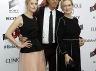 Meryl Streep, radieuse au bras de sa fille Mamie Gummer face à Laverne Cox