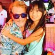 Johnny Hallyday souhaite un bel anniversaire à sa fille Jade