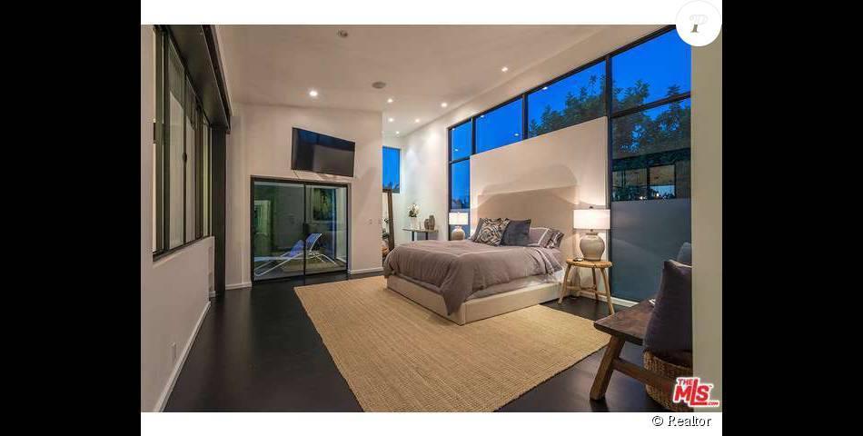 Maison A Vendre A Los Angeles #12: Une Des Chambres De La Maison Du0027Andy Roddick Et Brooklyn Decker, à Vendre  Pour 3,4 Millions De Dollars à Cheviot Hills, Los Angeles.