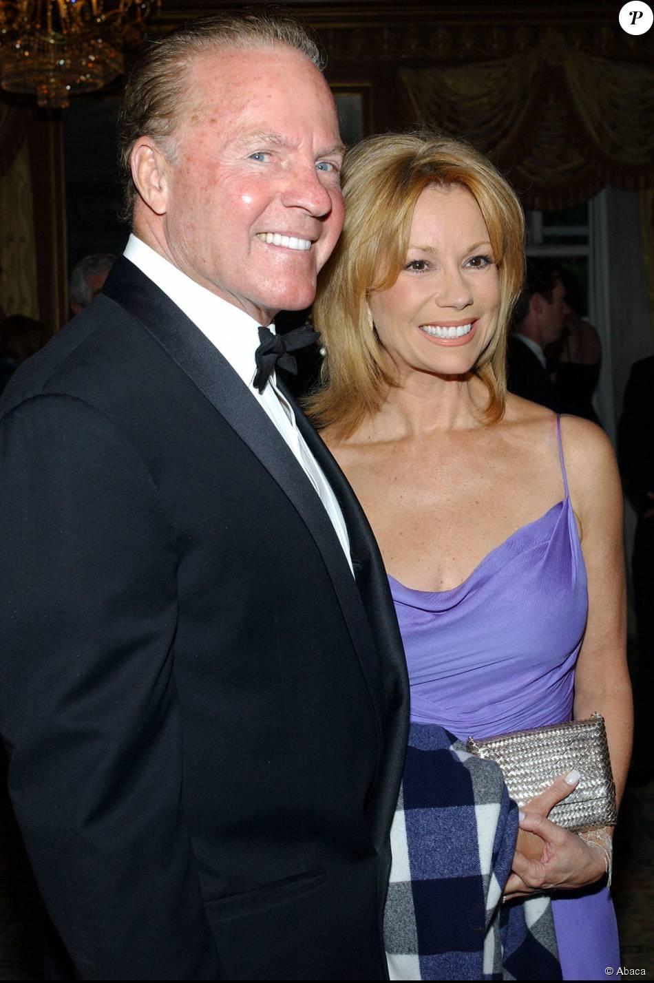 Frank et Kathie Lee Gifford en mai 2003 à New York.