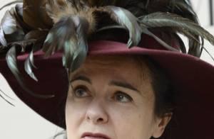 Amélie Nothomb, célibataire et anoblie, fait un pied de nez à l'aristocratie !
