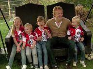 Dirk Kuyt (Feyenoord) : Ses enfants fous de joie pour son retour surprise...