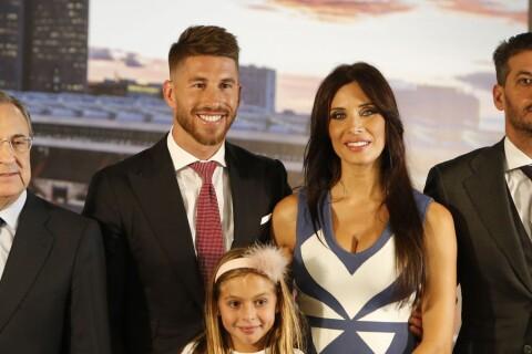 Sergio Ramos : Sa sexy Pilar Rubio enceinte et fière pour un grand jour