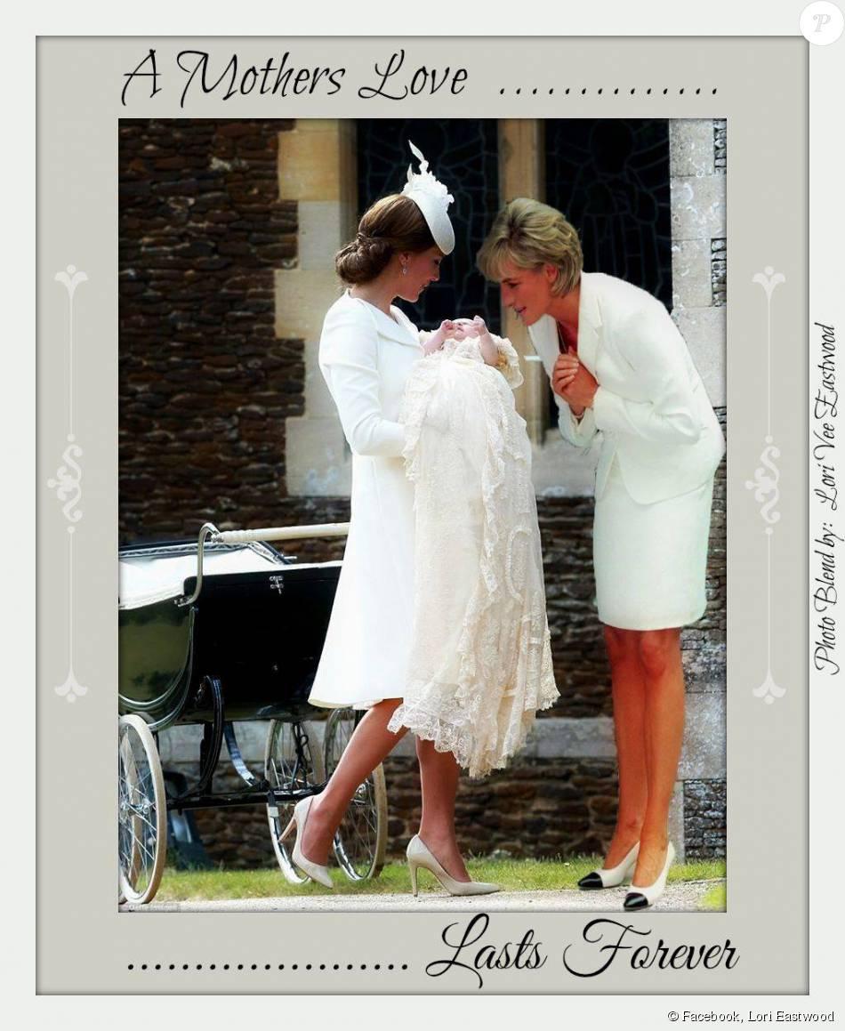 1912342 photomontage de lori eastwood publie 950x0 3 - Kate Middleton After Wedding Dress