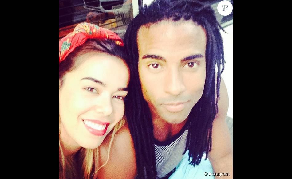 Beatriz Luengo et son mari Yotuel