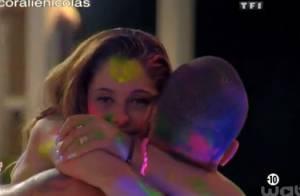 Secret Story 9 : Coralie et Nicolas déjà très tactiles, bientôt en couple ?