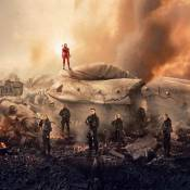 Hunger Games : Jennifer Lawrence victorieuse sur un poster épique