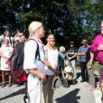 La princesse Victoria de Suède et la princesse Mette-Marit de Norvège ont pris part au Pèlerinage du Climat entre Halden (Norvège) et Stromstad (Suède) le 22 août 2015, manifestation en lien avec la Conférence de l'ONU sur les changements climatiques à Paris en fin d'année.
