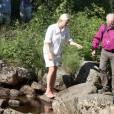 La princesse Mette-Marit a recueilli de l'eau de la cascade Älgafallet/Elgåfossen pour la remettre, comme témoin, à Victoria de Suède. La princesse Victoria de Suède et la princesse Mette-Marit de Norvège ont pris part au Pèlerinage du Climat entre Halden (Norvège) et Stromstad (Suède) le 22 août 2015, manifestation en lien avec la Conférence de l'ONU sur les changements climatiques à Paris en fin d'année.