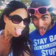 Claudia et Kevin de  Secret Story 9  - Photos de leur histoire d'amour...