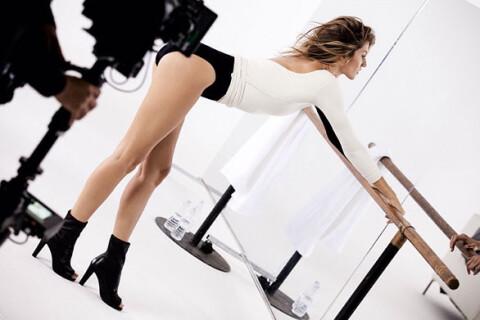 Gisele Bündchen : Sexy en body, elle se déhanche pour une rentrée en rythme !