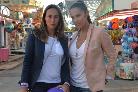 Vanessa Demouy et Elisa Tovati : Motivées et ravissantes pour la fête à Neu-Neu