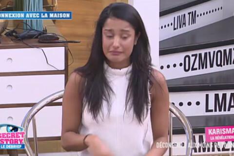Secret Story 9 : Karisma sanctionnée et en larmes, des images accablantes !