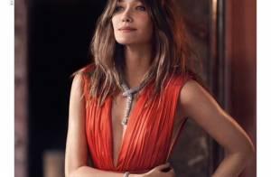 Carla Bruni, divine pour Bulgari : Une nouvelle campagne précieuse...