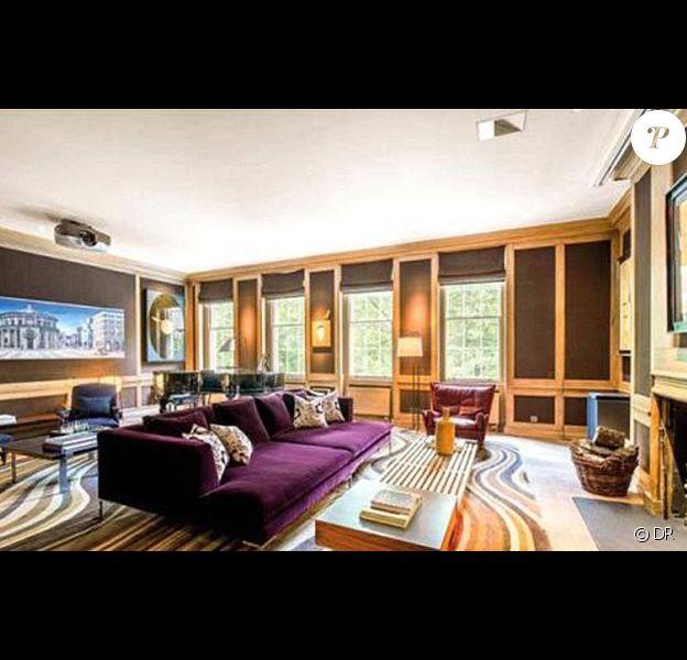 Sting a vendu sa maison de Londres pour 25,8 millios d'euros