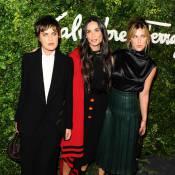 Demi Moore et ses filles Scout et Tallulah : Trio glamour devant Ireland Baldwin