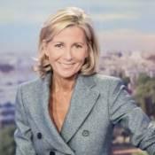 Claire Chazal : Elégante, talentueuse, sympathique... Les Français la plébiscitent
