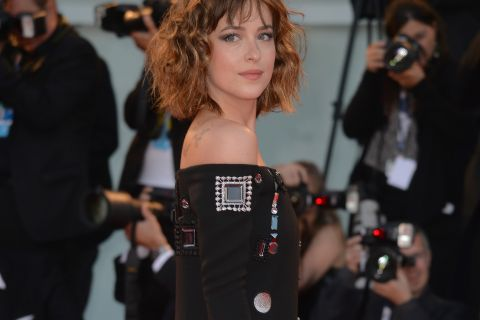 "Dakota Johnson topless : La star de ""50 Nuances de Grey"" mise à nu"