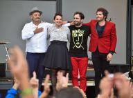Matthieu Chedid : La famille réunie au grand complet pour fêter l'Humanité