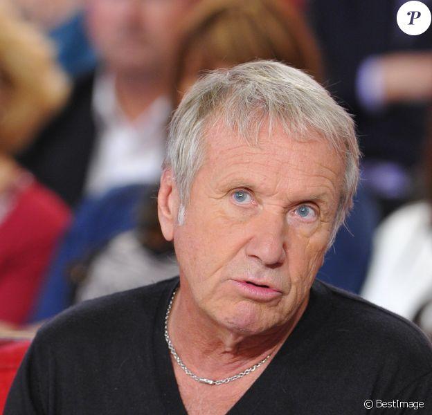Yves Rénier dans Vivement Dimanche le 9 octobre 2012.