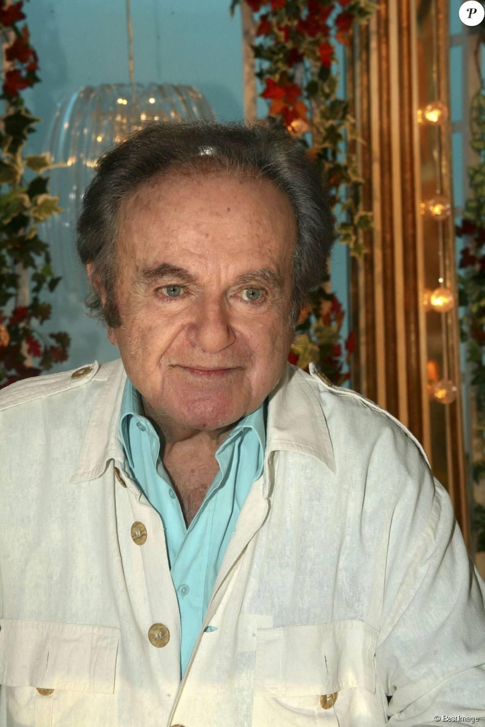 Guy Béart à Paris le 24 septembre 2014