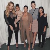 Fashion Week : Les Kardashian réunies (North aussi !) pour applaudir Kanye West