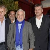 Jean-Paul Belmondo honoré devant David Douillet et son ex-femme, Valérie