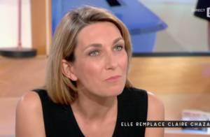 Anne-Claire Coudray : Bousculée dans