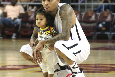 Chris Brown : Papa poule avec Royalty et preuve d'amour en musique