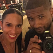 Usher marié : La star a épousé sa belle Grace dans le plus grand secret...