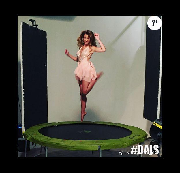 EnjoyPhoenix - Shooting photo pour l'émission Danse avec les stars 6 (TF1). Le 24 septembre 2015.