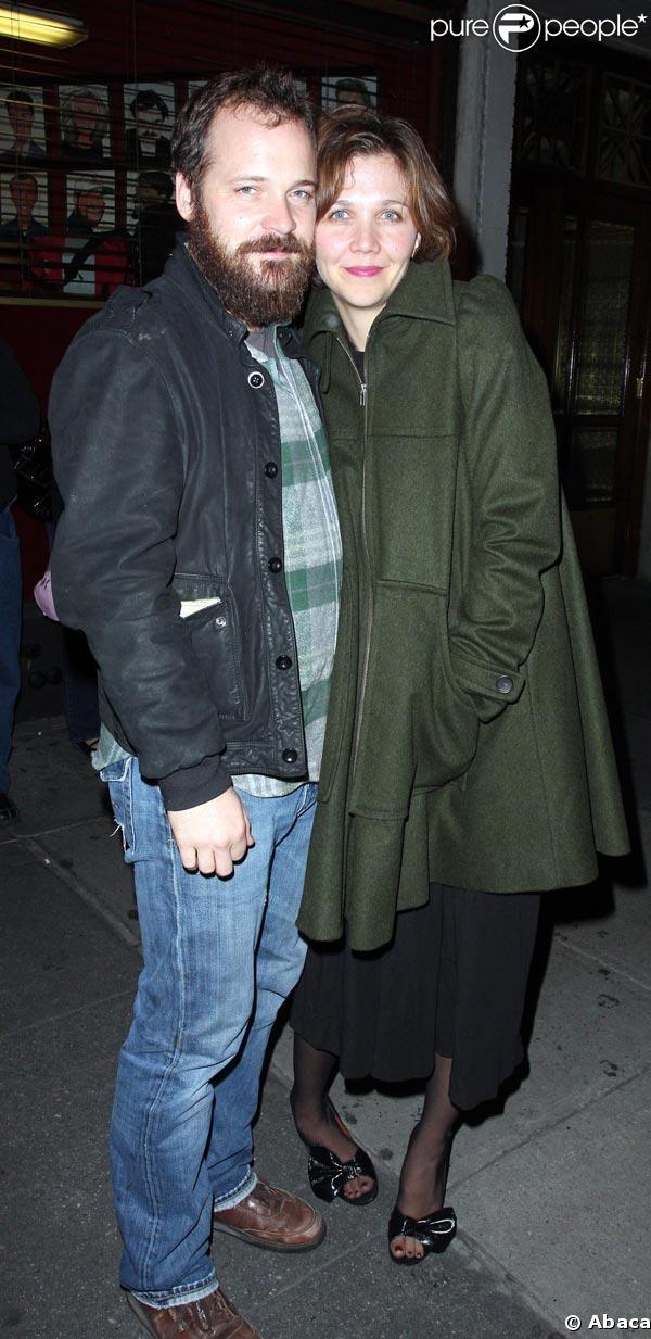 Maggie Gyllenhaal et Peter Sarsgaard
