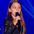 Levanah de Nos chers voisins dans The Voice Kids, le vendredi 25 septembre 2015, sur TF1