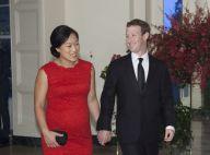 Mark Zuckerberg et sa femme, enceinte : Baby Bump et élégance pour Barack Obama