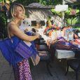 Kaley Cuoco a rajouté une photo d'elle sur son compte Instagram.