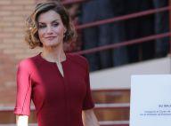 Letizia d'Espagne : La reine a vraiment la technique pour rendre la rentrée sexy