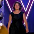 Coline rejoint l'équipe de Louis Bertignac dans  The Voice Kids , le vendredi 2 octobre 2015, sur TF1