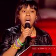 Phoebe rejoint l'équipe de Patrick Fiori dans  The Voice Kids , le vendredi 2 octobre 2015, sur TF1.