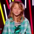 Satine rejoint l'équipe de Patrick Fiori dans  The Voice Kids , le vendredi 2 octobre 2015, sur TF1