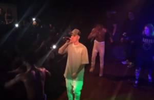 Justin Bieber éméché lors d'un concert : Drogue, alcool... Il dérape encore !